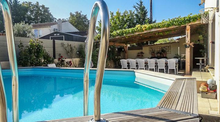 Image Malemort-du-Comtat, Jolie maison récente de 138m2 avec piscine