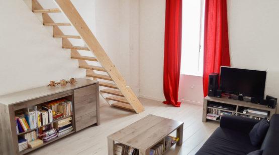 Vente appartement 2 pièces en Duplex, Chaumes-en-Brie - Effectimmo