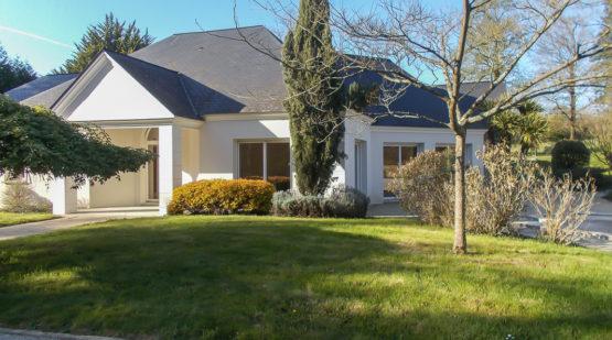 Vente maison contemporaine de 233m2, Laillé - Effectimmo