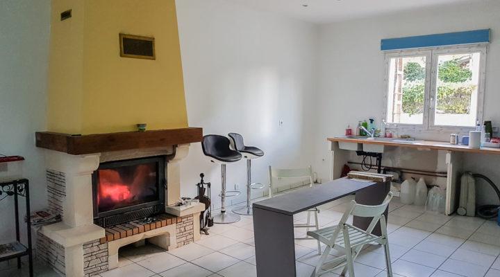 Proche Amiens, Spacieuse maison récente de 140m2 dotée de 4 chambres