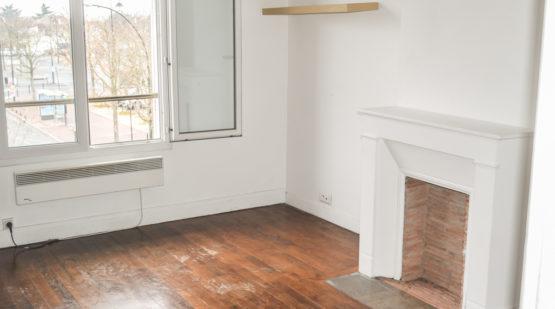 Vendu appartement - Parc de Saint-Maur, Beau 2 pièces - Effectimmo