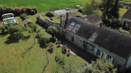 Vente maison - Fontainebleau, vaste demeure de caractère –Effectimmo