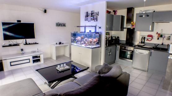Vente appartement 4 pièces, centre-ville Vauréal - Effectimmo