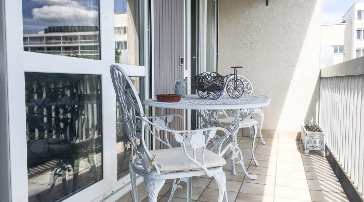 Cergy Préfecture, Appartement 4 pièces avec terrasse