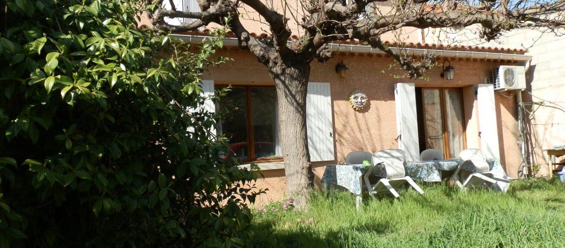 Image Cavaillon – Charmante maison dotée de beaux volumes avec jardin