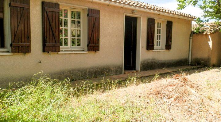 Image Carpentras, Jolie villa de plain-pied dans quartier calme
