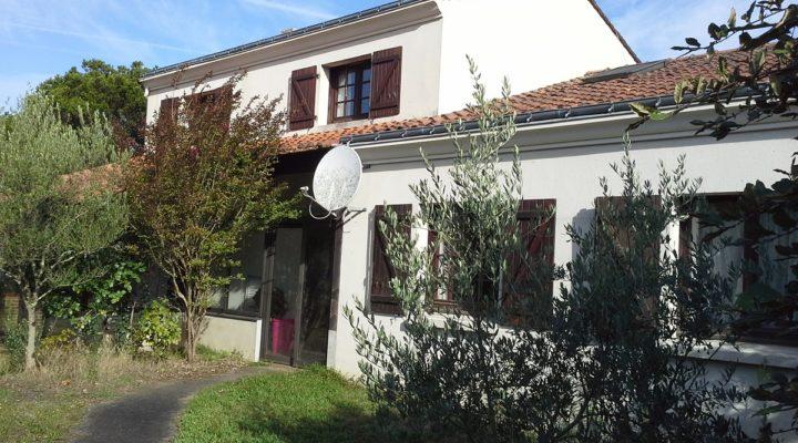 Image Aux portes de Nantes, Spacieuse maison d'Architecte de 165m2