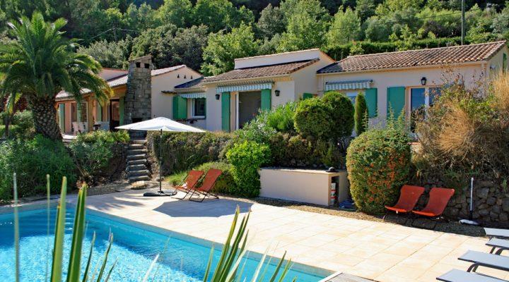 Image La Motte, Jolie Villa avec vue panoramique sur le Golfe de Saint-Tropez