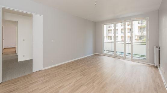 Vendu appartement - Rosny-sous-Bois, 3 pièces avec balcon - Effectimmo