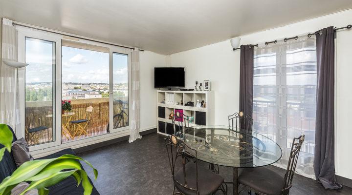 Neuilly-sur-Marne, Appartement 3 Pièces de 66m2 avec balcon