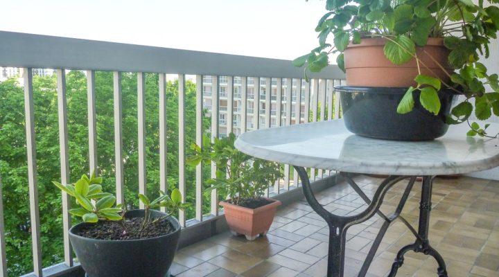 Cergy-Préfecture, Coquet 3 pièces de 66m2 avec terrasse