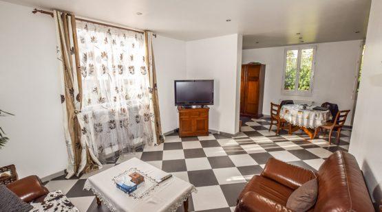 Vente maison familiale rénovée, Pontoise - Effectimmo