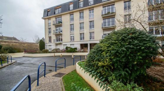 Vente appartement - Fontainebleau, Beau 4 pièces - Effectimmo