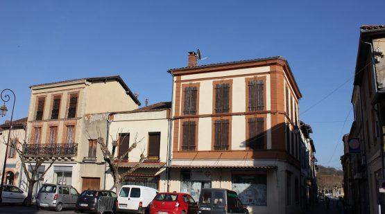 Vente maison - L'Isle-en-Dodon, maison au charme ancien - Effectimmo