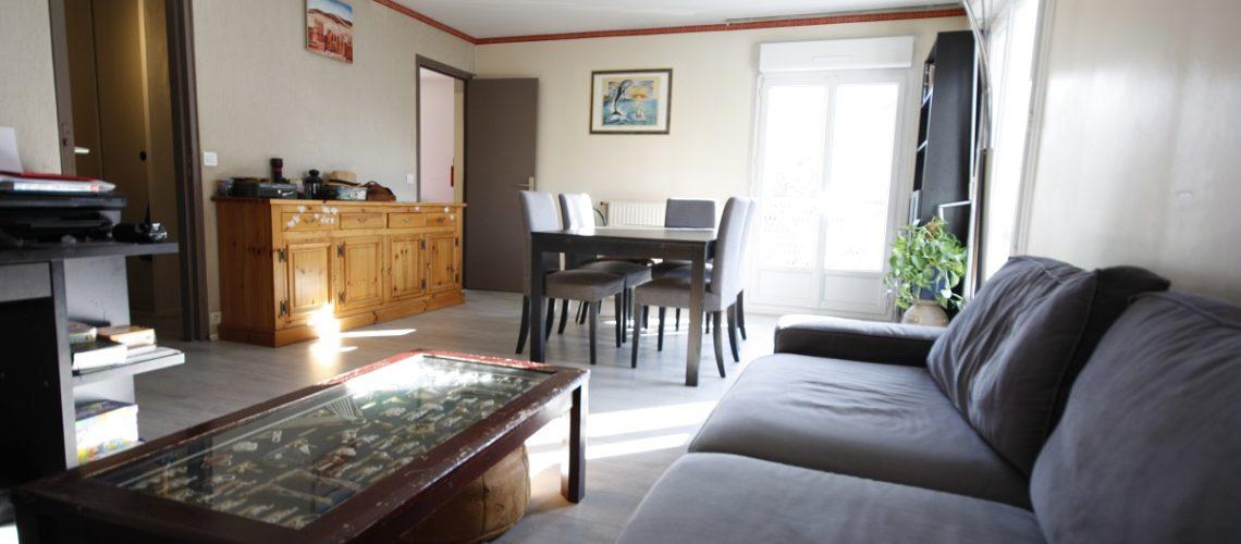 Image Cergy, Spacieux appartement 3 pièces en centre-ville