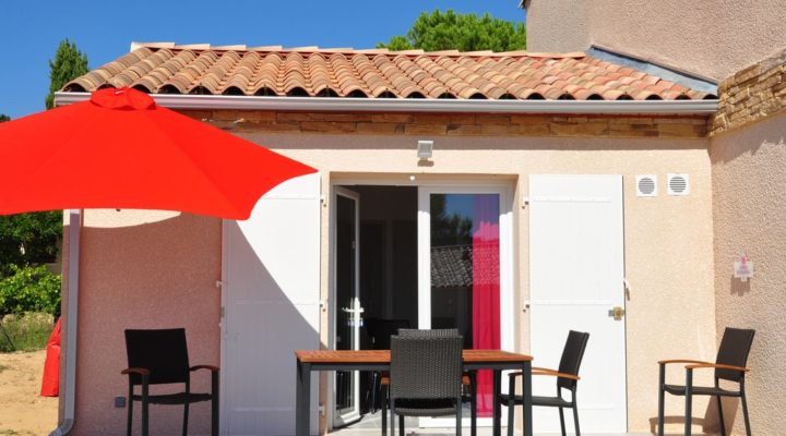 Saint-Martin-d'Ardèche, Maison T2 meublée, climatisée et entièrement équipée