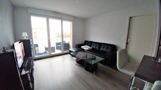 Vendu appartement - Cavaillon, Beau 2 pièces avec balcon - Effectimmo