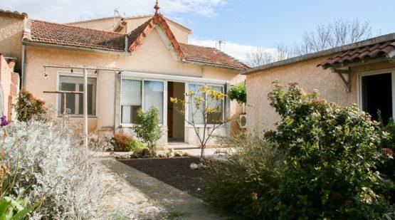 Vendu maison - L'Isle-Sur-La-Sorgue, maison de 67m2 - Effectimmo