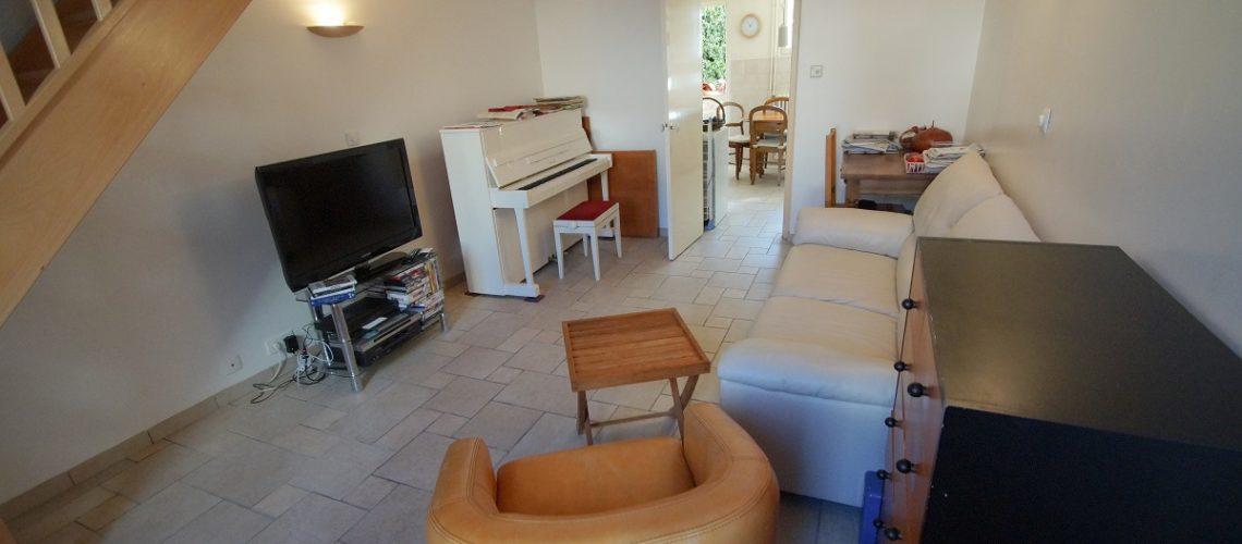 Image Au cœur de Moret, Maison avec 3 chambres et jardin sans vis-à-vis