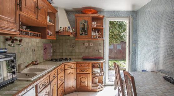 Vente maison familiale 84m2 au calme, Clichy-sous-Bois, - Effectimmo