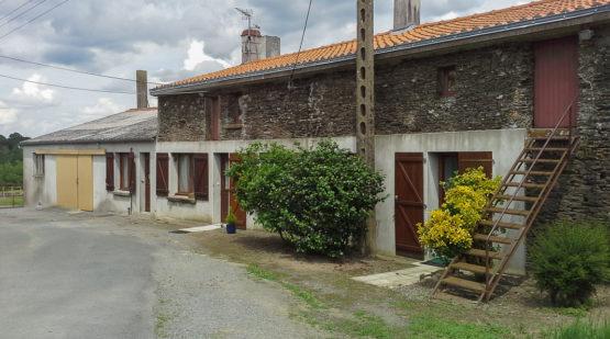 Vente maison à fort potentiel, proche Nantes - Effectimmo