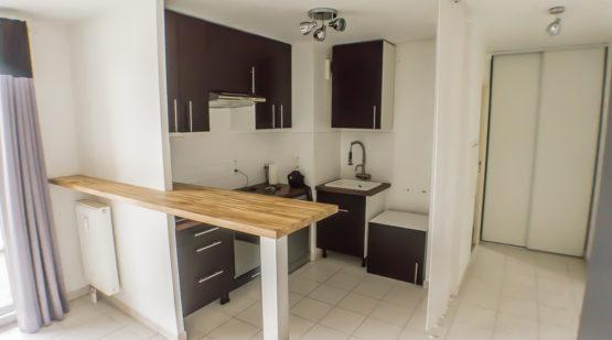 Vente appartement 3 pièces avec Loggia, Cergy - Effectimmo