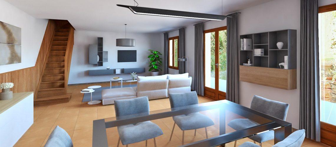 Image Osny, Maison familiale de 180 m² sur vaste terrain arboré