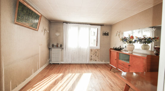 Vente appartement 57m2 fort potentiel, Achères - Effectimmo