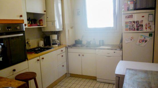 Vente appartement - Cergy centre, Grand 2 Pièces - Effectimmo