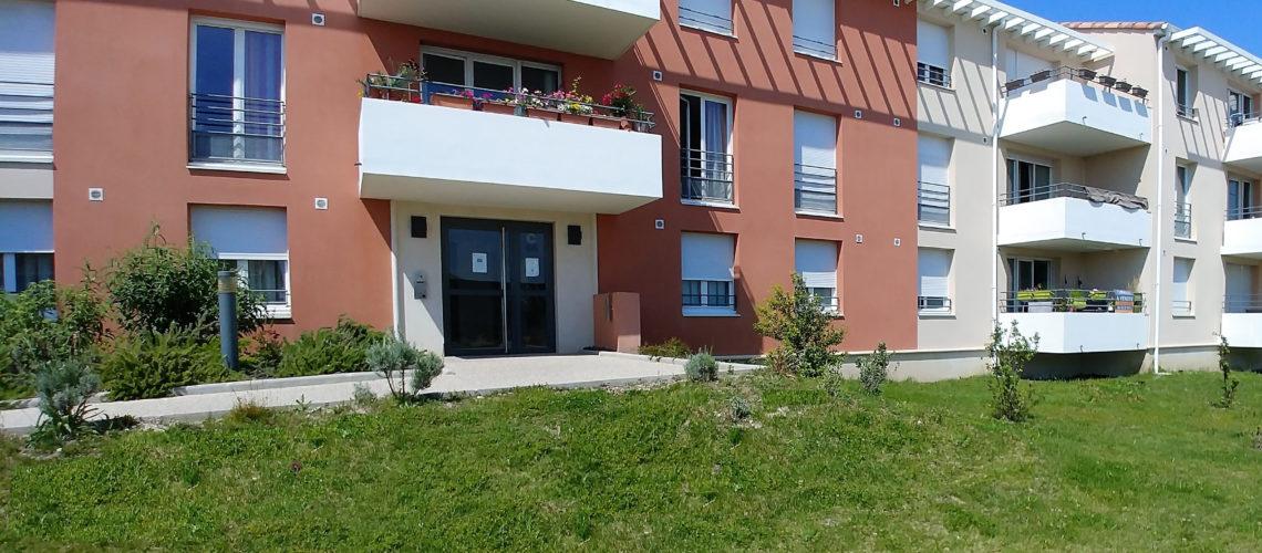 Image Cavaillon, Appartement de standing de 70m² de 2014 avec balcon exposé sud