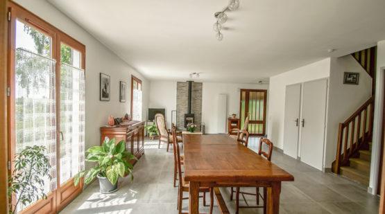 Vente maison 127m2 sur sous-sol total, Lixy - Effectimmo