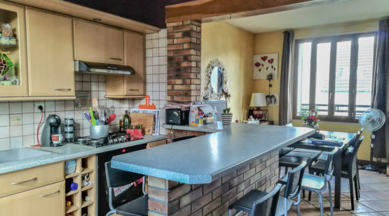 Vente maison - Proche Melun, meulière de 140m2 - Effectimmo