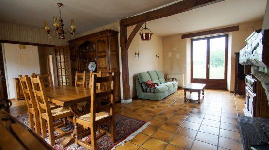 Vendu - La-Chapelle-La-Reine, Maison de 92 m2 - Effectimmo