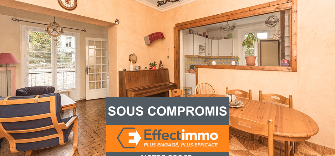 Image Corbeil-Essonnes, Accueillante meulière dans quartier recherché