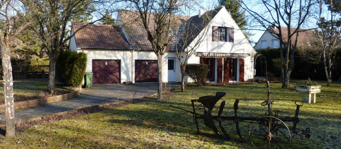 Image Saint-Fargeau Ponthierry, Spacieuse Maison de charme dans secteur recherché