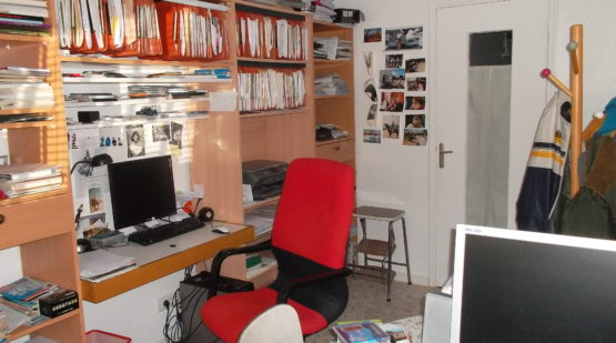 Vente appartement - Carpentras, 2 pièces et bureaux - Effectimmo
