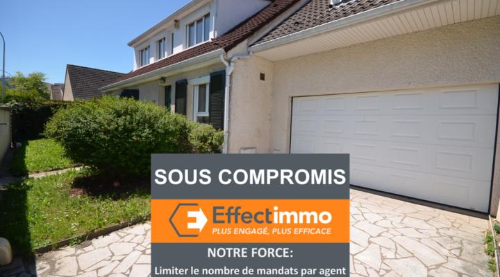 Image Le Mée-sur-Seine, Spacieuse maison familiale avec garage attenant et jardin