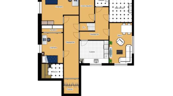 Vente maison familiale 200m2, Villemomble - Effectimmo