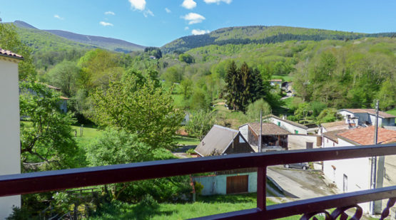 Vente maison 160m2 avec vue panoramique, Brassac - Effectimmo