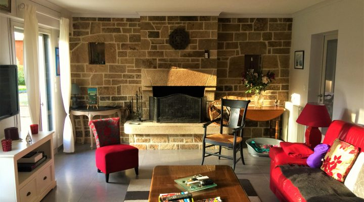 Saint-Briac-Sur-Mer, Spacieuse villa rénovée avec goût sur 1250m2 de terrain