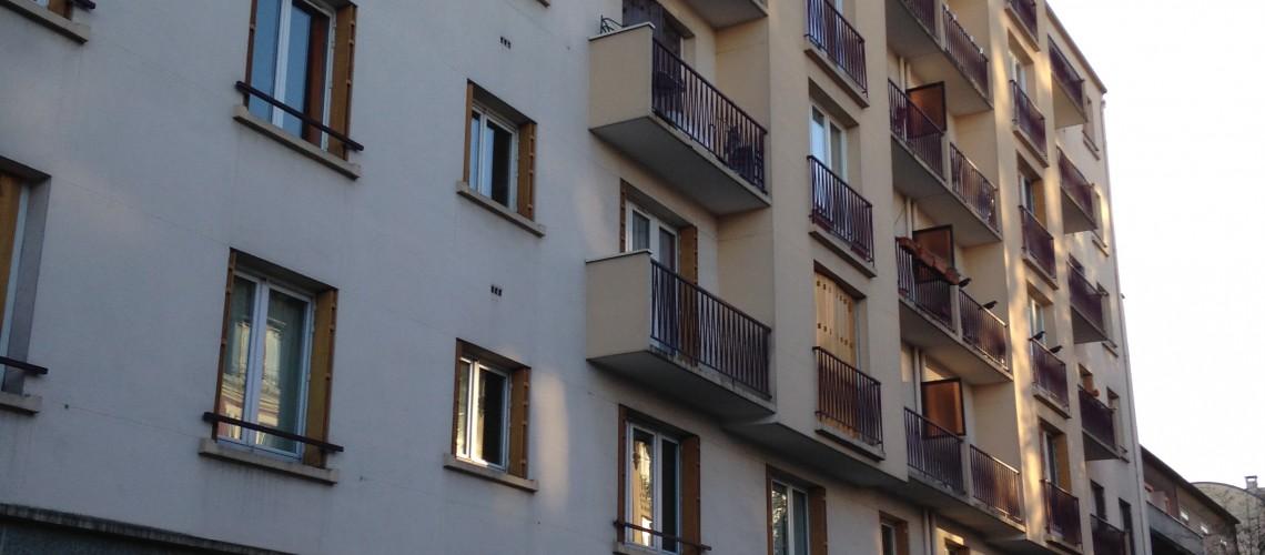 Image Montreuil proche Croix de Chavaux, 3 pièces au dernier étage