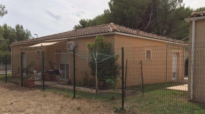Fos-Sur-Mer, Investissement EHPAD - Pavillon Sénior de plain-pied avec Jardinet et terrasse