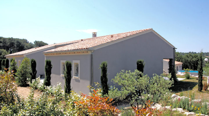 Carpentras, Villa contemporaine de haut standing