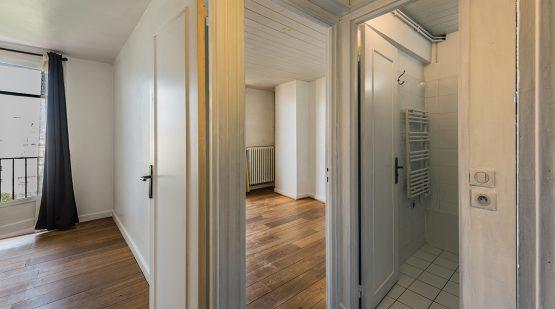 Vendu appartement - Spacieux 3 pièces en centre-ville - Effectimmo