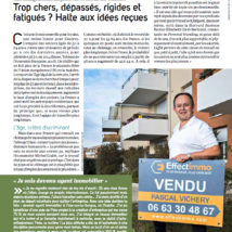 Pascal Vichery à 50 ans, une reconversion professionnelle réussie dans l'immobilier !