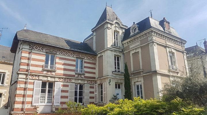 Image Proche Angers, Charmante maison de Maître du XIXème siècle