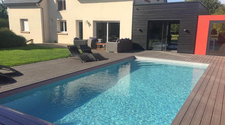 Image Beine-Nauroy, Maison familiale moderne de 235m2 parfaitement entretenue avec piscine, jacuzzi et jardin arboré
