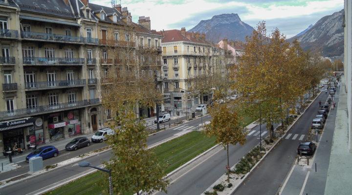 Image Grenoble – Jean Jaurès, beau 4 pièces refait à neuf