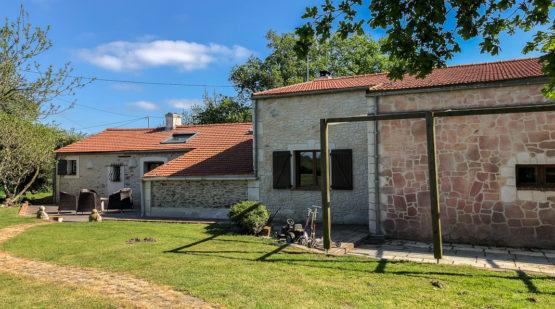Vendu maison longère rénovée proche Nantes - Effectimmo