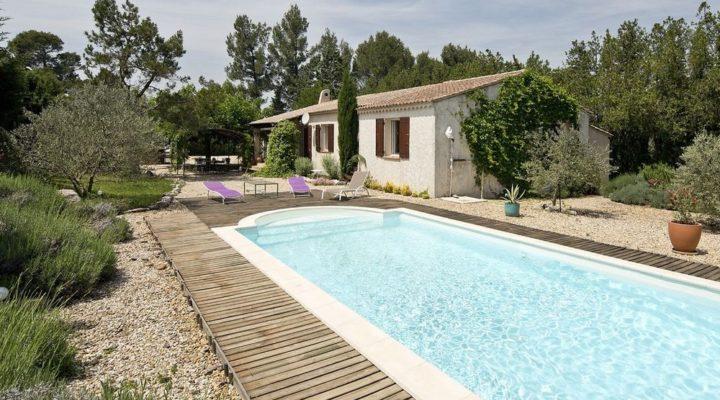 Image Saint-Rémy-de-Provence, Charmante villa de plain-pied dans un cadre exceptionnel